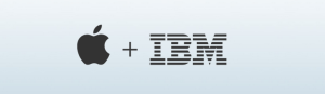 アップルとIBMが提携