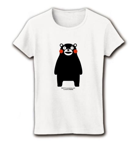 kumamon Tシャツ