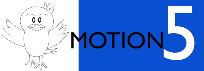 Motion5のコンテンツ