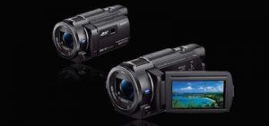 4kビデオカメラ