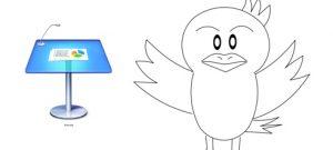 keynote-bird