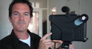 iPad Tripod: Movie Mount (video accessory)
