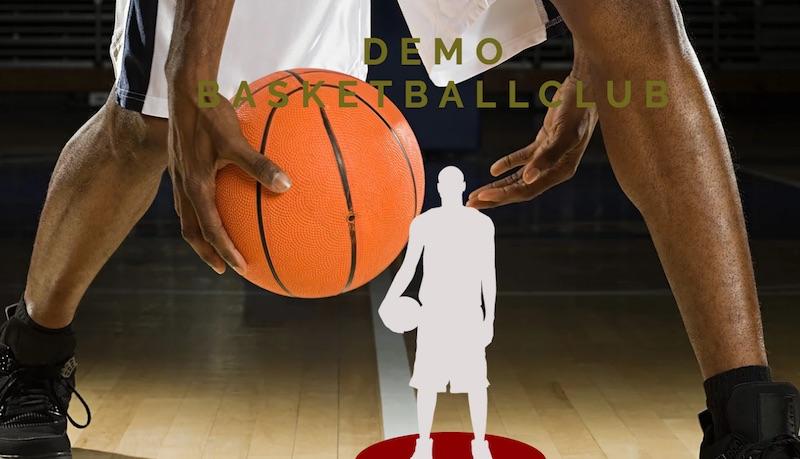 無料のホームページビルダーWIXでバスケットをテーマにしたデモサイトを作ってみた!